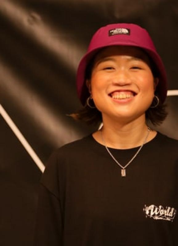 ダンスインストラクター|Hiphop|KASUMI